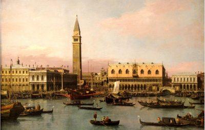 Grand Tour - Canaletto