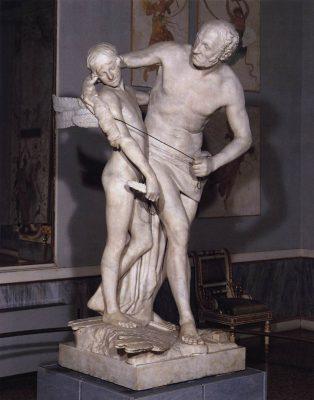 Icarus & Deadalus - Canova, Museum Correr