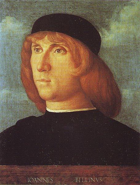 zelfportret GiovanniBellini (1430-1516)