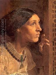 Albert Joseph Moore - The mother of Sisera
