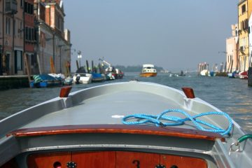Brussa Is Boat - Venice