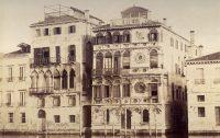 Ca Dario, Dorsoduro, 1870