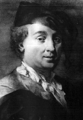 Carlo Goldoni Portret