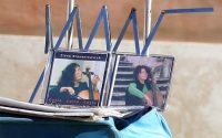 uitsnede: muziek-cd