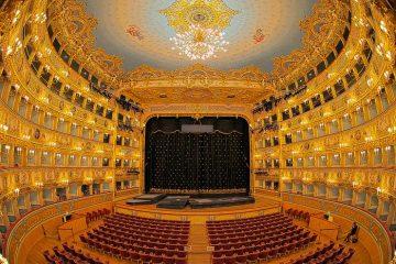 Gran Teatro La Fenice-interieur met fisheye (foto: Steve Collis, flickr.com)
