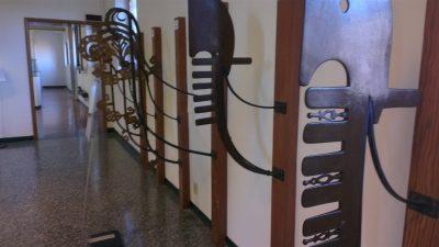 Ferro di Prua in Museo Navale