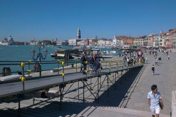 Riva Schiavoni marathonbrug