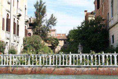 tuin Palazzo Malipiero