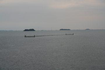 visserij op de lagune