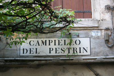 Campiello del Pestrin