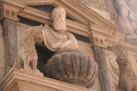 monument Bragadin in de Zanipolo-kerk