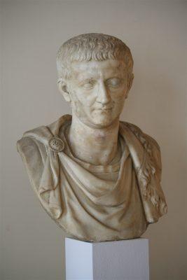 buste Tiberio - collectie Grimani (Museum Correr)