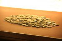 Oselle, munten in Museum Correr