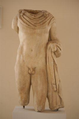 Torso van Apollo, Grimani-collectie (Museum Correr)