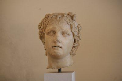 Buste Dionysus, Grimani-collectie (Museum Correr)