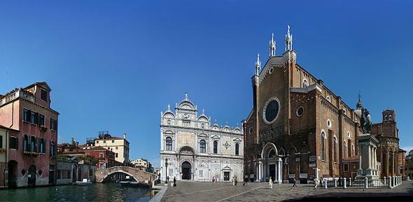 pano Zanipolo met Scuola San Marco